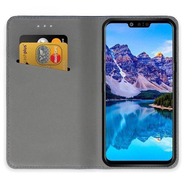 Mocco Smart Magnet Book Case For LG G8 / LG G8 ThinQ Black Internetist