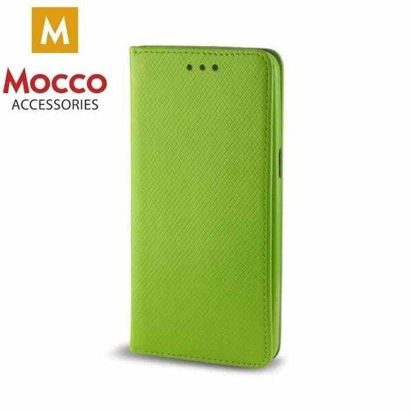 Mocco Smart Magnet Book Case For Samsung J415 Galaxy J4 Plus (2018) Green hind ja info   Telefoni kaaned, ümbrised   kaup24.ee