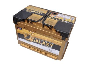 Aku 82AH 800A GALAXY GOLD