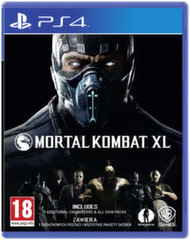 Игра Mortal Kombat XL (PS4)