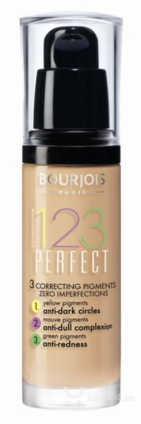 Jumestuskreem Bourjois 1.2.3. Perfect 30 ml