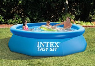 Bassein Intex Easy set 305 x 76 cm, filtriga