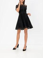 Naiste kleit Morgan, must hind ja info | Kleidid | kaup24.ee