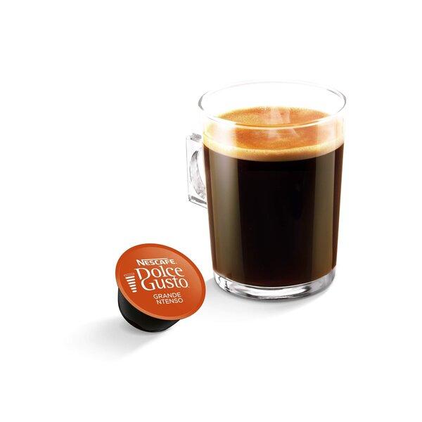 Kohvikapslid Nescafe Dolce Gusto Grande Intenso,16 tk