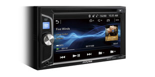 Multimeediakeskus Alpine IVE-W560BT - 2-DIN