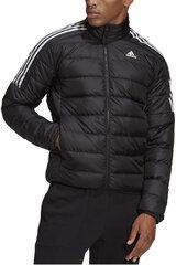 Adidas Пуховики Ess Down Jacket Black цена и информация | Adidas Пуховики Ess Down Jacket Black | kaup24.ee