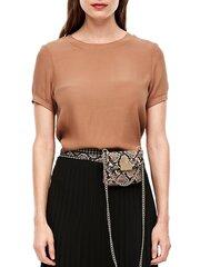 Naiste pluus s.Oliver, pruun hind ja info | Naiste pluusid, särgid | kaup24.ee