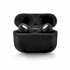 Mikrofoniga stereopeakomplekt Reverse T33 Airpods Bluetooth 5.0 (MWP22ZM/A) must hind ja info | Mikrofoniga stereopeakomplekt Reverse T33 Airpods Bluetooth 5.0 (MWP22ZM/A) must | kaup24.ee