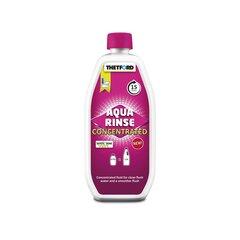 Жидкость для бочка биотуалета Aqua Rinse Concentrated, 750 мл цена и информация | Жидкость для бочка биотуалета Aqua Rinse Concentrated, 750 мл | kaup24.ee