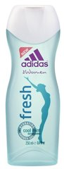 Dušigeel Adidas Body Fresh naistele 250 ml