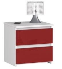 Öökapp NORE CL2 K40, valge/punane hind ja info | Öökapid | kaup24.ee