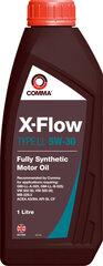 Mootoriõli Comma X-FLOW TYPE LL 5W-30, 1L hind ja info | Mootoriõlid | kaup24.ee