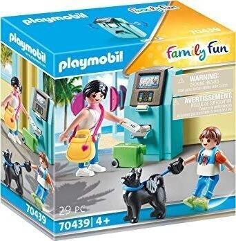 70439 PLAYMOBIL® Family Fun Turisti sularahaautomaat