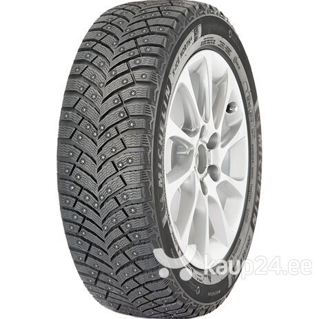 Michelin X-ICE NORTH 4 Naast 225/45R19 96TT