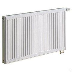 Radiaator KERMI 0.5 x 0.9 m, topelt, põhja integreeritud ventiiliga hind ja info | Keskkütteradiaatorid | kaup24.ee