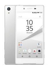 Mobiiltelefon Sony Xperia Z5 (E6633) Dual SIM, Valge