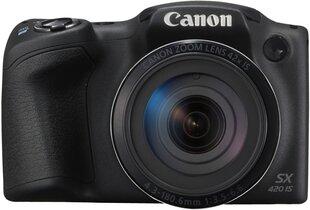 Kompaktkaamera Canon Powershot SX420 IS BK, must