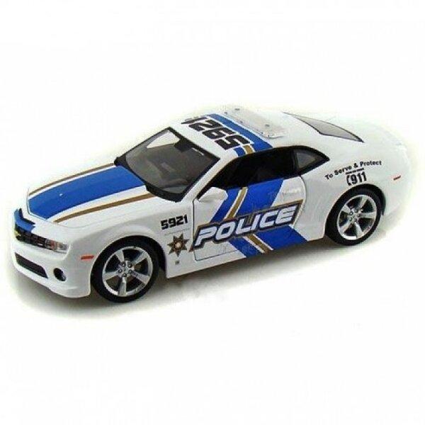 Полицейская машина Maisto Tech Chevrolet Camaro SS RS, 81236 цена
