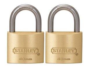 Tabalukk 40mm STANLEY, S742-036, 2 tk
