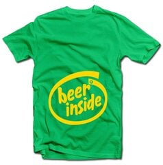 Meeste T-särk, Beer inside