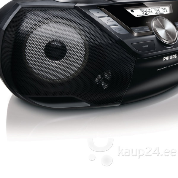 Raadio Philips AZ787 Internetist