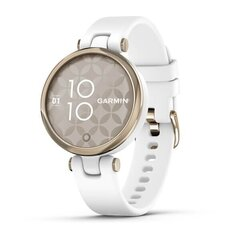 Смарт-часы Garmin Lily Sport Cream Gold/White цена и информация | Смарт-часы (smartwatch) | kaup24.ee