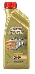 Mootoriõli Castrol Edge Titanium FST 0W-30, 1L hind ja info | Mootoriõlid | kaup24.ee