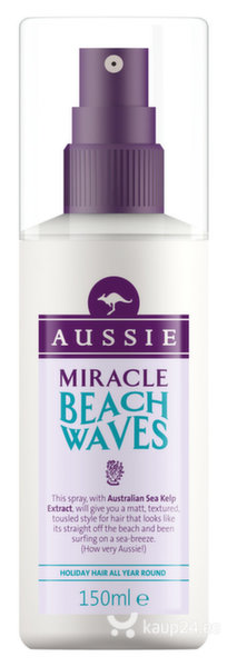 Juuksesprei AUSSIE Beach Wave, 150 ml