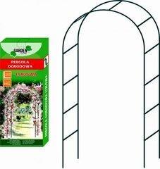 Garden Line metallist kaar taimedele, 140x38x240 cm hind ja info   Vaasid, alused, redelid lilledele   kaup24.ee