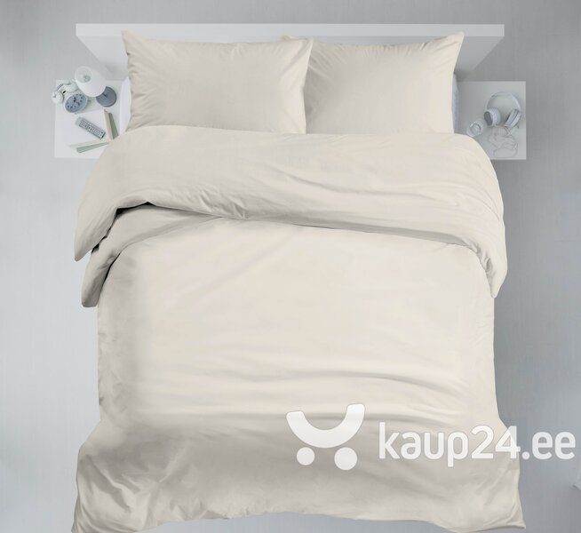 Satiinist voodipesukomplekt 3-osaline