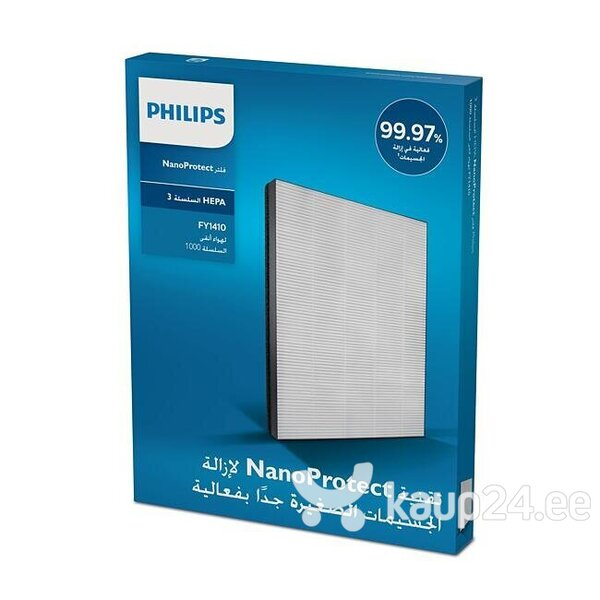 Philips Nano Protect Hepa filtras FY1410/30 Internetist