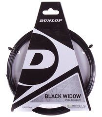 Tennisereketi keeled Dunlop Black Widow, 1,31 mm hind ja info | Tennis | kaup24.ee