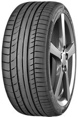 Continental SPORTCONTACT 5 225/60R18 100H hind ja info | Suverehvid | kaup24.ee