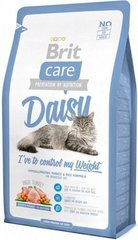 Kuivtoit kassidele Brit Care Cat Daisy Weight Control 0,4 kg
