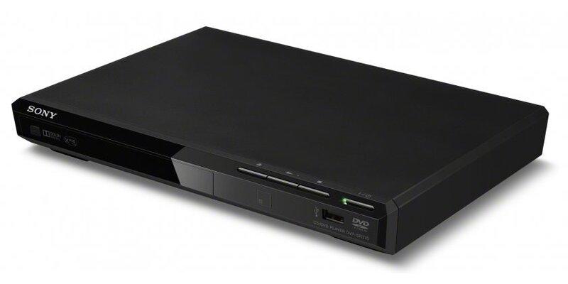 DVD-mängija Sony DVP-SR370
