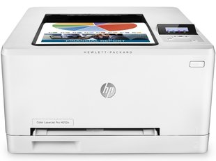 Laser värviprinter HP Color LaserJet Pro M252n