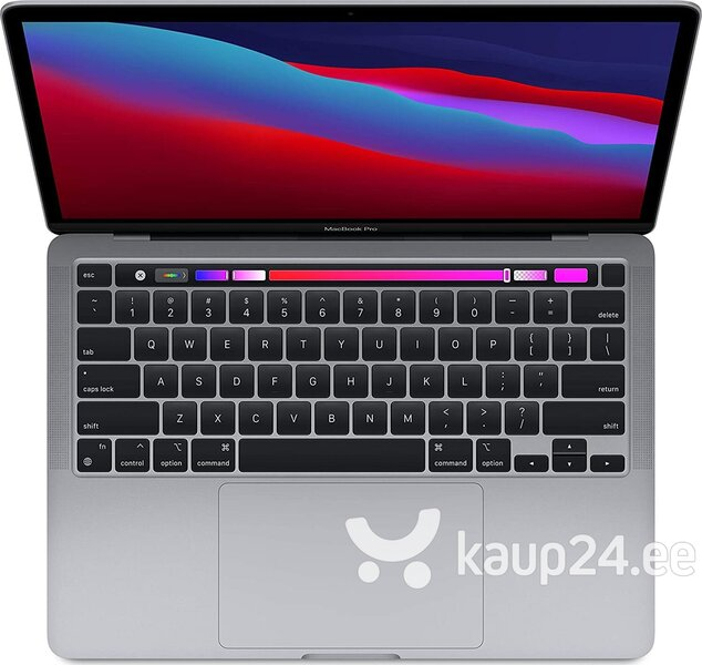 Apple MacBook Pro 13 M1 (MYD92ZE/A) + 16 GB RAM + 2 TB SSD tagasiside