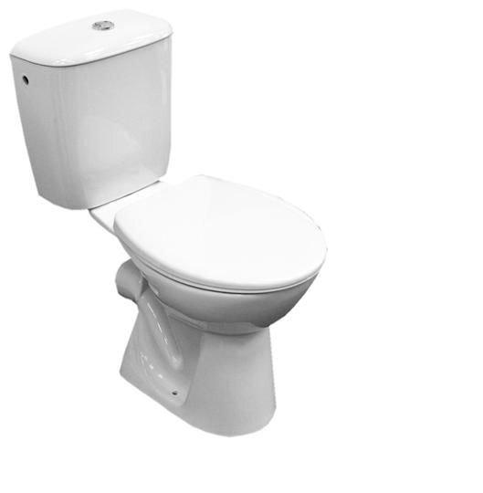 WC-pott Jika NORMA kaanega