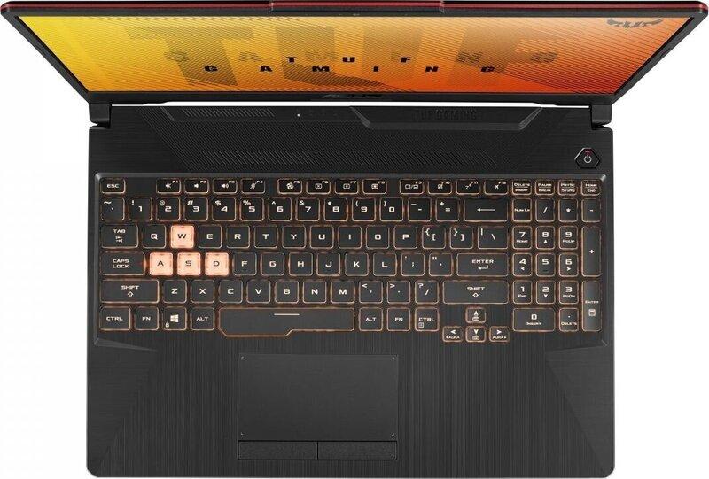 Asus TUF Gaming FX506LI (FX506LI-HN012) tagasiside