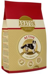 ARATON Adult Active All Breeds, 15 kg