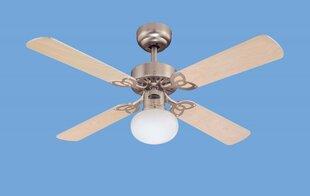 Подвесная лампа Vegas цена и информация | Светильники с вентилятором | kaup24.ee