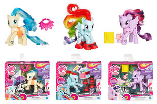 Väike poni My Little Pony Poseable Pony, B3598EU4, 1 tk
