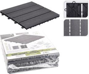 Decking пол для террас WPC, 6 шт. цена и информация | Decking пол для террас WPC, 6 шт. | kaup24.ee