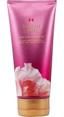 Kehakreem Victoria's Secret Sheer Love naistele, 200 ml