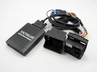 Renault MP3 USB/SD adapter YATOUR