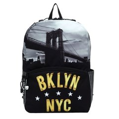 "Рюкзак Mojo ""Brooklyn New York"" Multi Цвет"