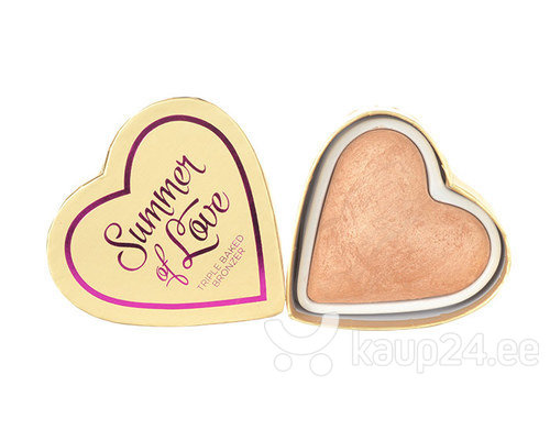 Pruunistav puuder Makeup Revolution Summer Of Love 10 g