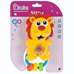 Kõristi BAM BAM Lõvi, 334783 hind ja info | Imikute mänguasjad | kaup24.ee