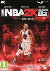 Mäng NBA 2K16, PC