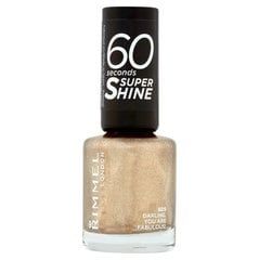 Küünelakk Rimmel 60 Seconds Super Shine 8 ml